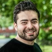Hamid Ershad Sarabi - Kommunikationsansvarig